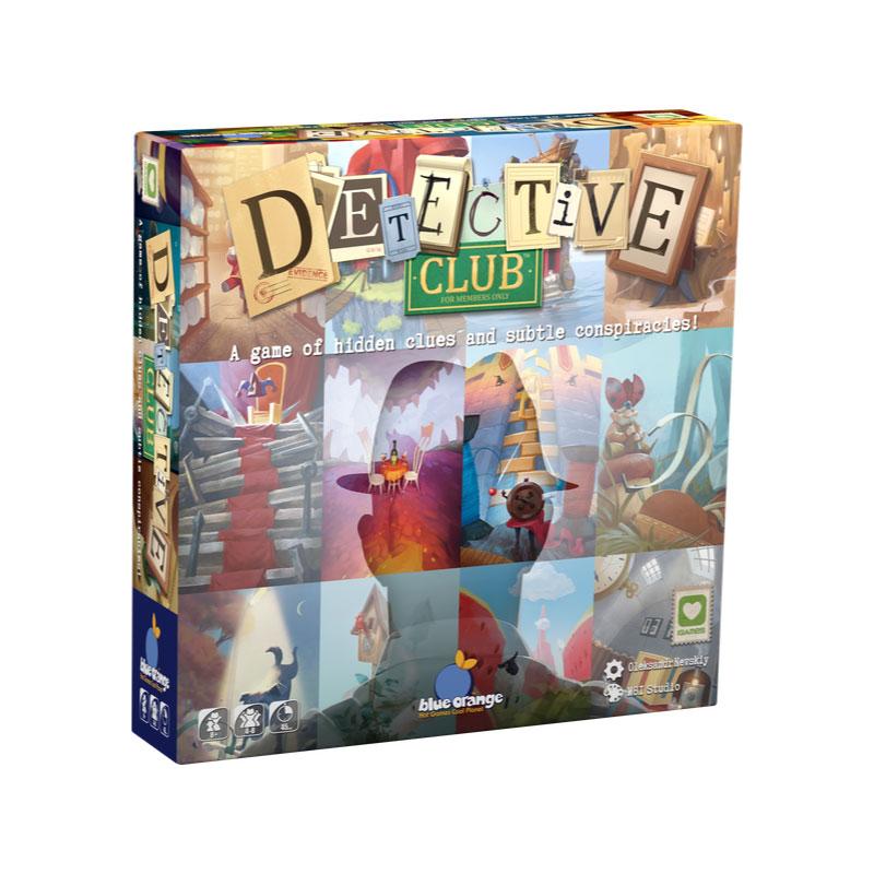 บอร์ดเกม Detective Club Board Game