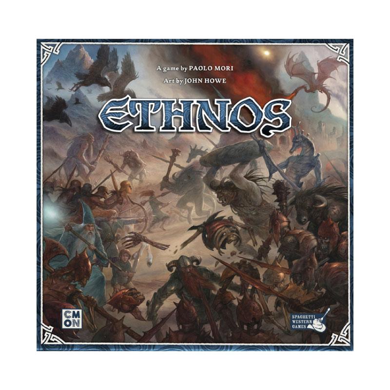 บอร์ดเกม Ethnos Board Game