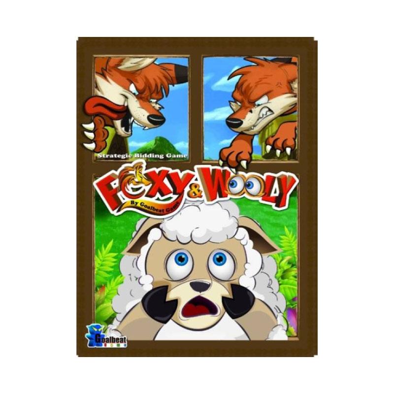 บอร์ดเกม Foxy & Wooly Board Game