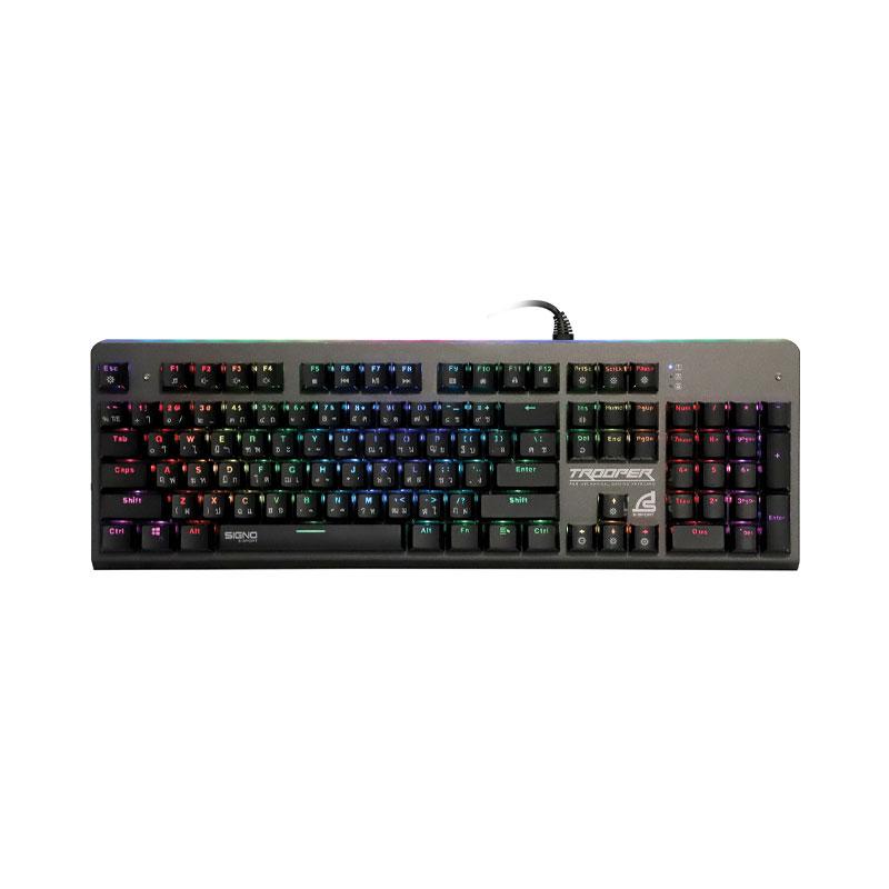 คีย์บอร์ด Signo E-Sport KB-771 Trooper Gaming Keyboard