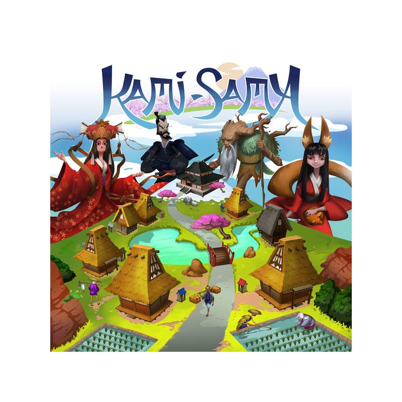 บอร์ดเกม Kami-Sama Board Game