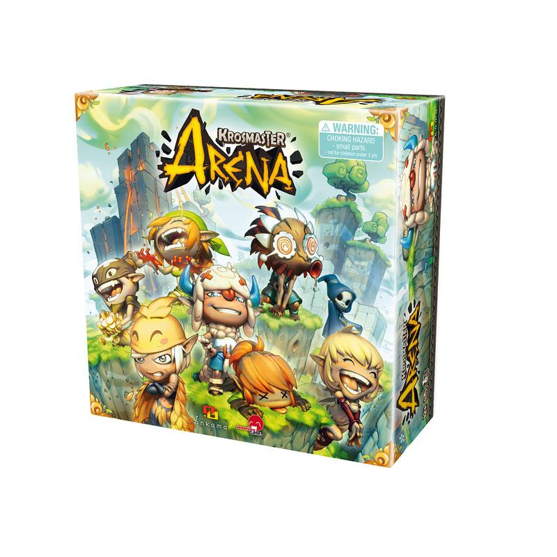 บอร์ดเกม Krosmaster Arena Board Game