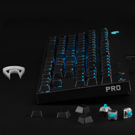 คีย์บอร์ด Logitech Pro X RGB Gaming Keyboard ราคา