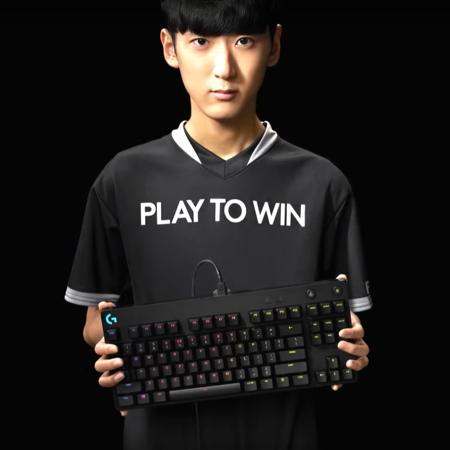 คีย์บอร์ด Logitech Pro X RGB Gaming Keyboard สเปค