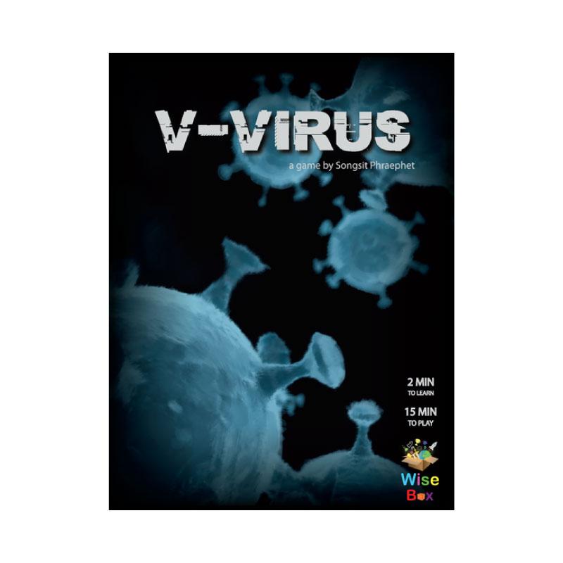 บอร์ดเกม V-Virus Board Game