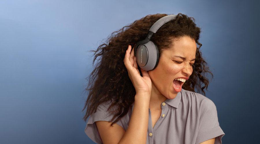 หูฟังไร้สาย B&W PX7 Noise Cancelling Wireless Headphone By Bowers & Wilkins ขาย