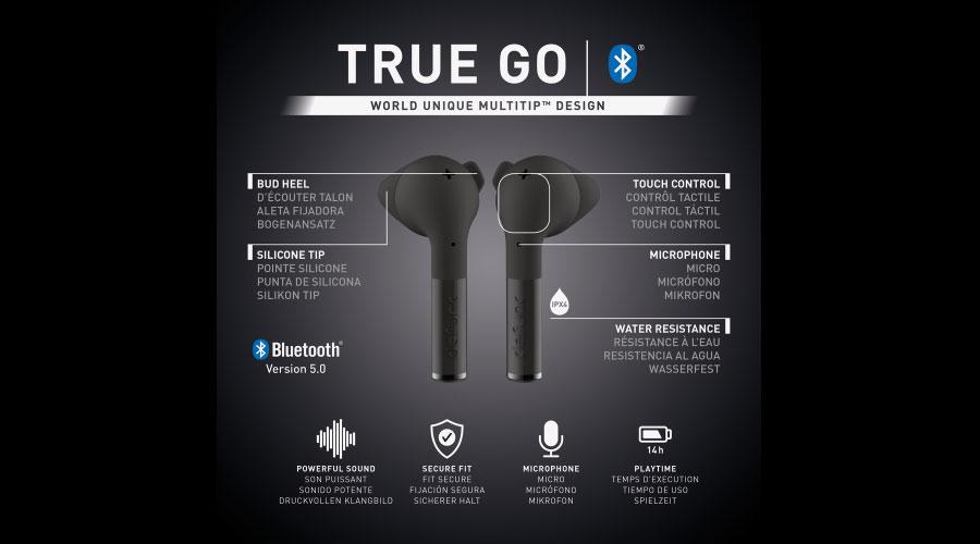 หูฟังไร้สาย Defunc True Go True Wireless ซื้อ