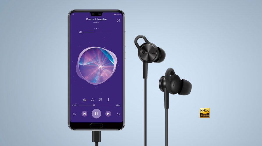หูฟัง Huawei Active Noise Canceling Earphones 3 ขาย
