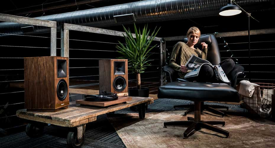 Klipsch The Sixes Powered Speaker ราคา