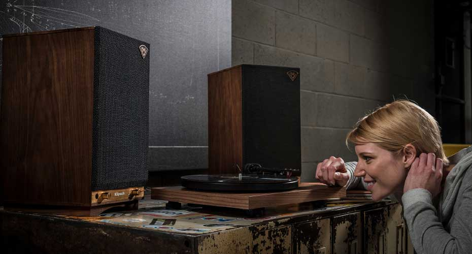 Klipsch The Sixes Powered Speaker ซื้อ