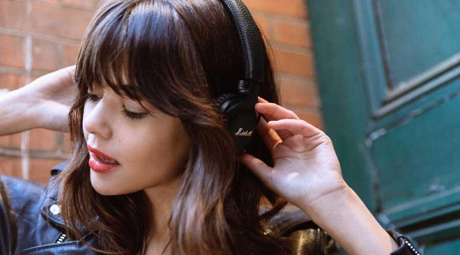 หูฟังไร้สาย Marshall Mid A.N.C. Wireless Headphone ตัดเสียงเงียบ