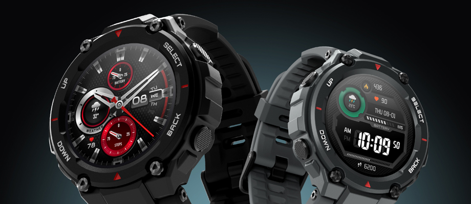 Amazfit T-Rex General Version Smart Watch รีวิว