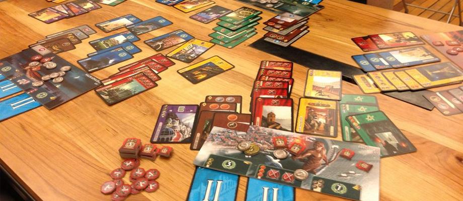 บอร์ดเกม 7 Wonders Board Game วิธีเล่น