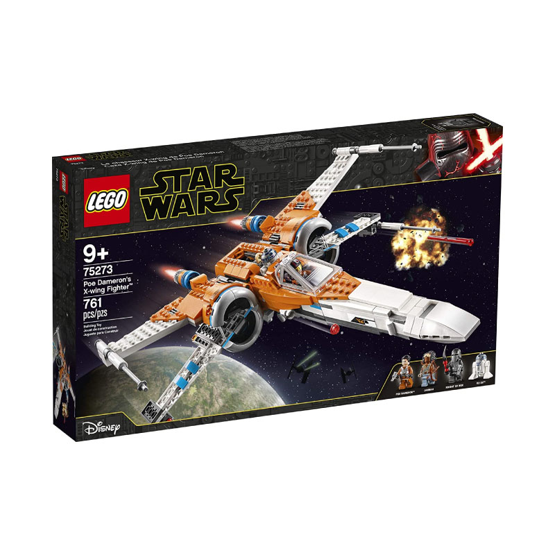Lego Star Wars™ 75273 Poe Dameron's X-wing Fighter™ V29