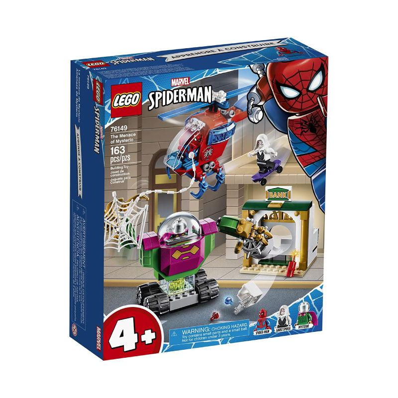 Lego Super Heroes 76149 The Menace of Mysterio V29