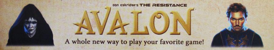 บอร์ดเกม Avalon Board Game ซื้อ-ขาย