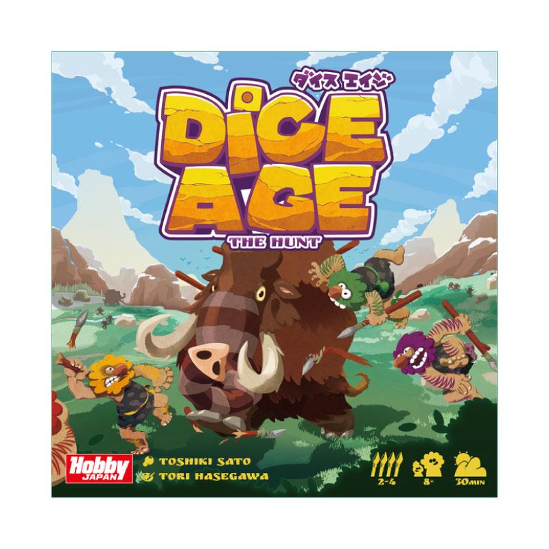 บอร์ดเกม Dice Age Board Game