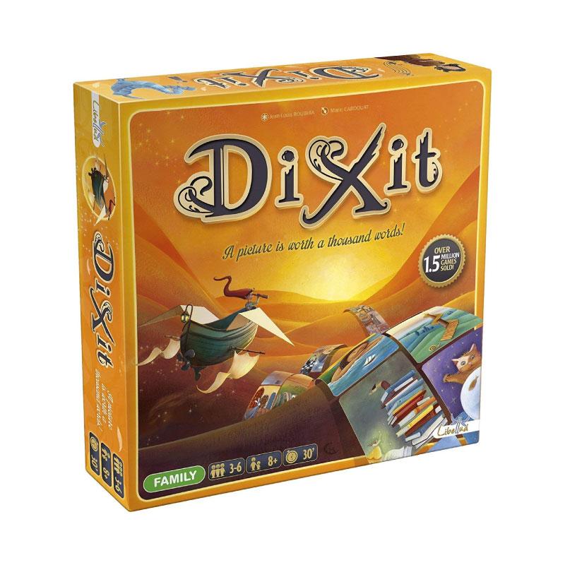 บอร์ดเกม Dixit Board Game