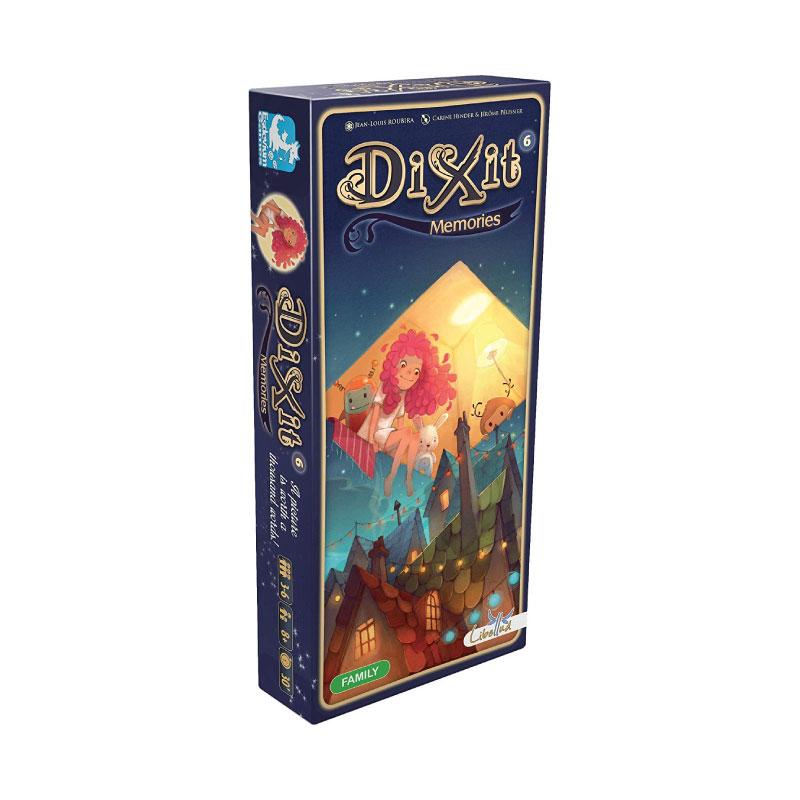 บอร์ดเกม Dixit Memories Expansion Board Game