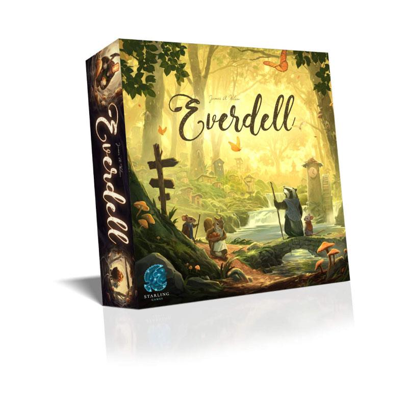บอร์ดเกม ดินแดนแห่งมนเสน่ห์ Everdell Board Game