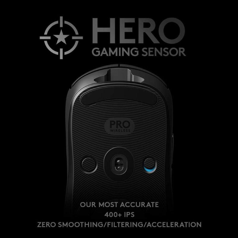 เมาส์ไร้สาย Logitech G Pro Wireless Gaming Mouse ขาย