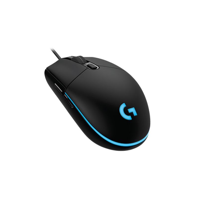 เมาส์ Logitech G102 Prodigy RGB Gaming Mouse