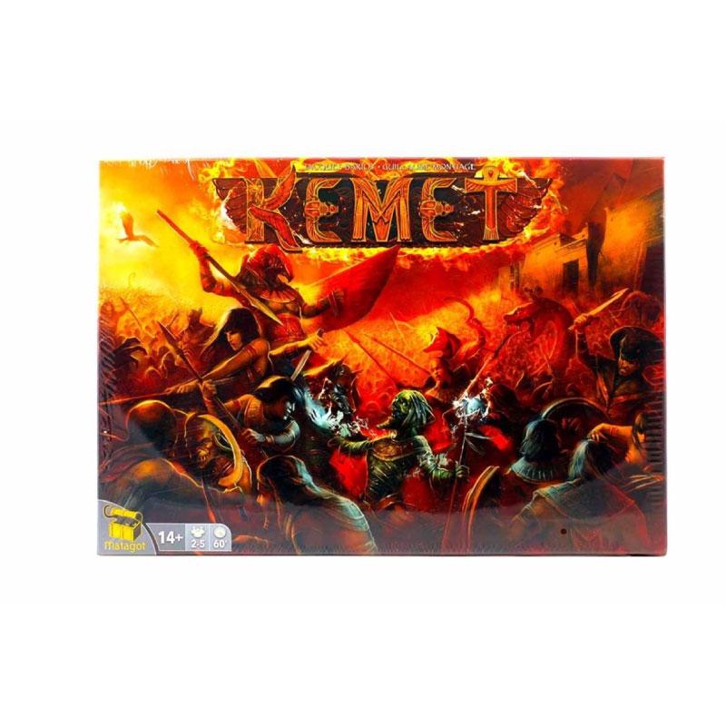 บอร์ดเกม Kemet Board Game