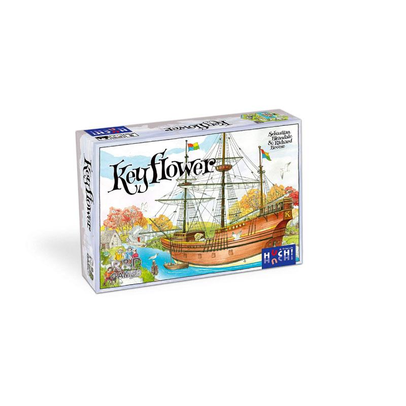 บอร์ดเกม Keyflower Board Game