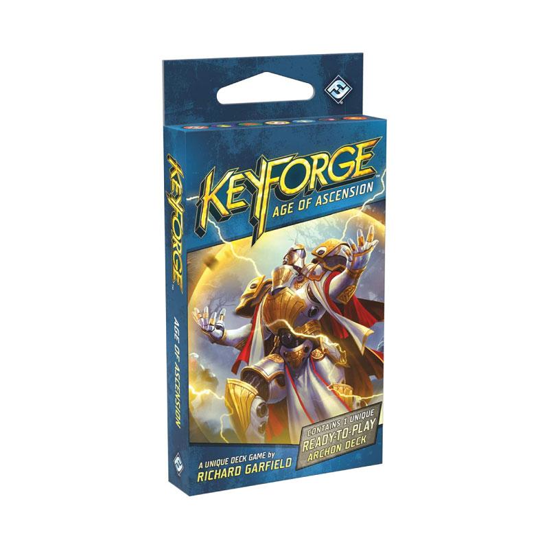 บอร์ดเกม Keyforge Age of Ascension Card Pack