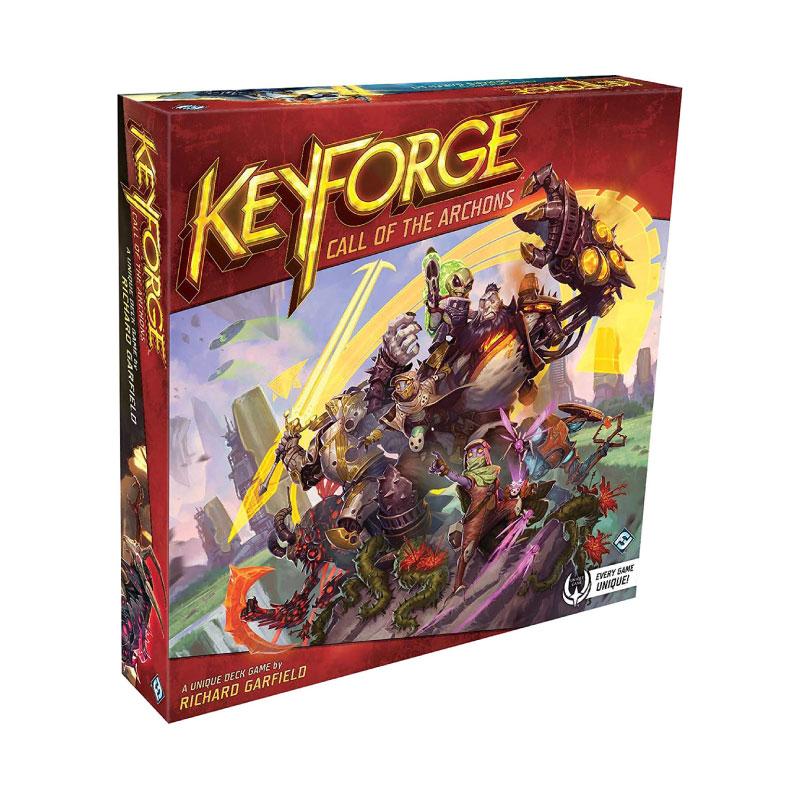 บอร์ดเกม Keyforge Core Box Archon Board Game