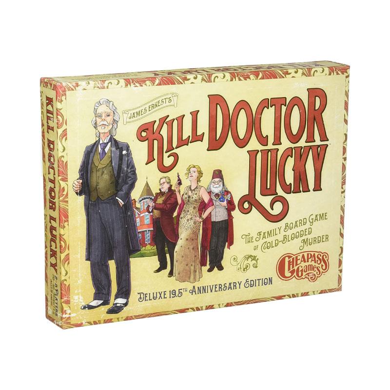 บอร์ดเกม Kill Doctor Lucky Anniversary Board Game