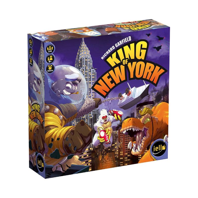 บอร์ดเกม King Of New York Board Game