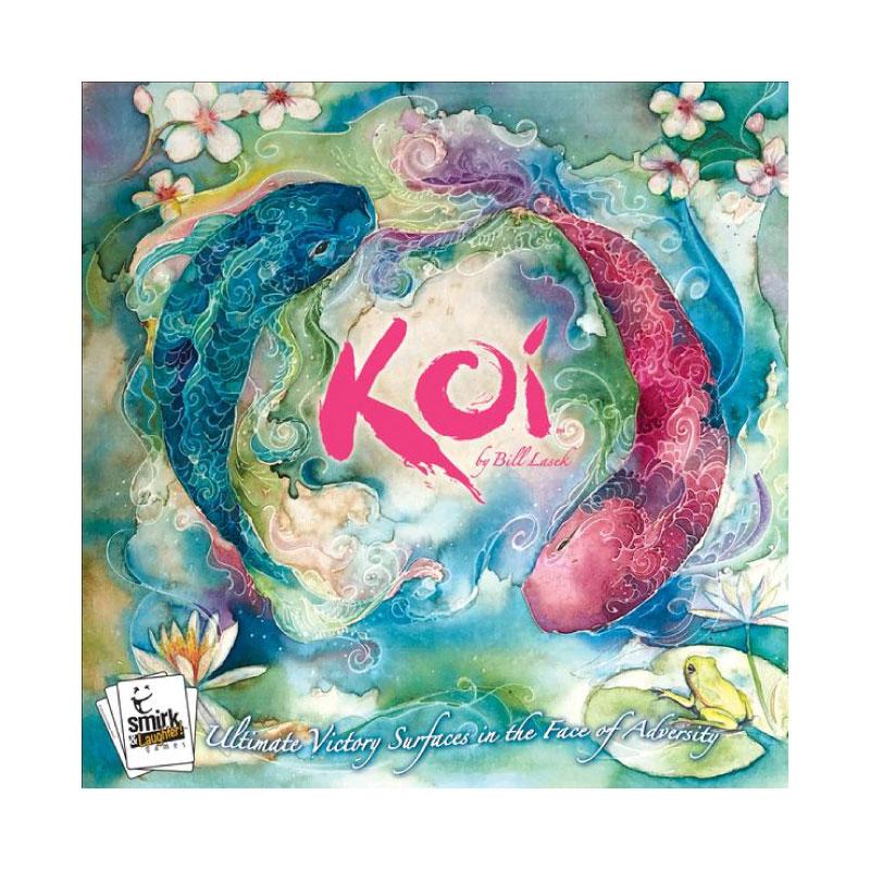 บอร์ดเกม Koi Board Game