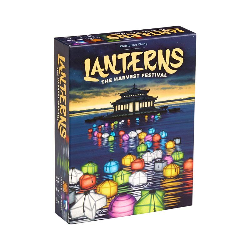บอร์ดเกม Lanterns The Harvest Festival Board Game