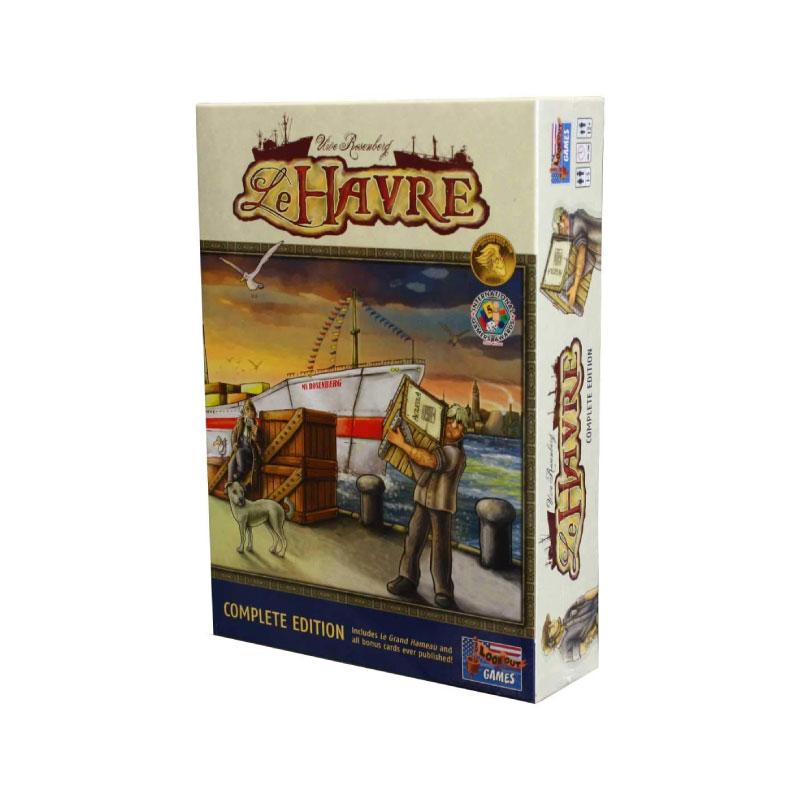 บอร์ดเกม Le Havre Board Game