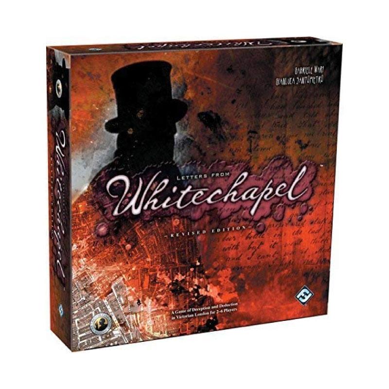 บอร์ดเกม Letter From Whitechapel Board Game