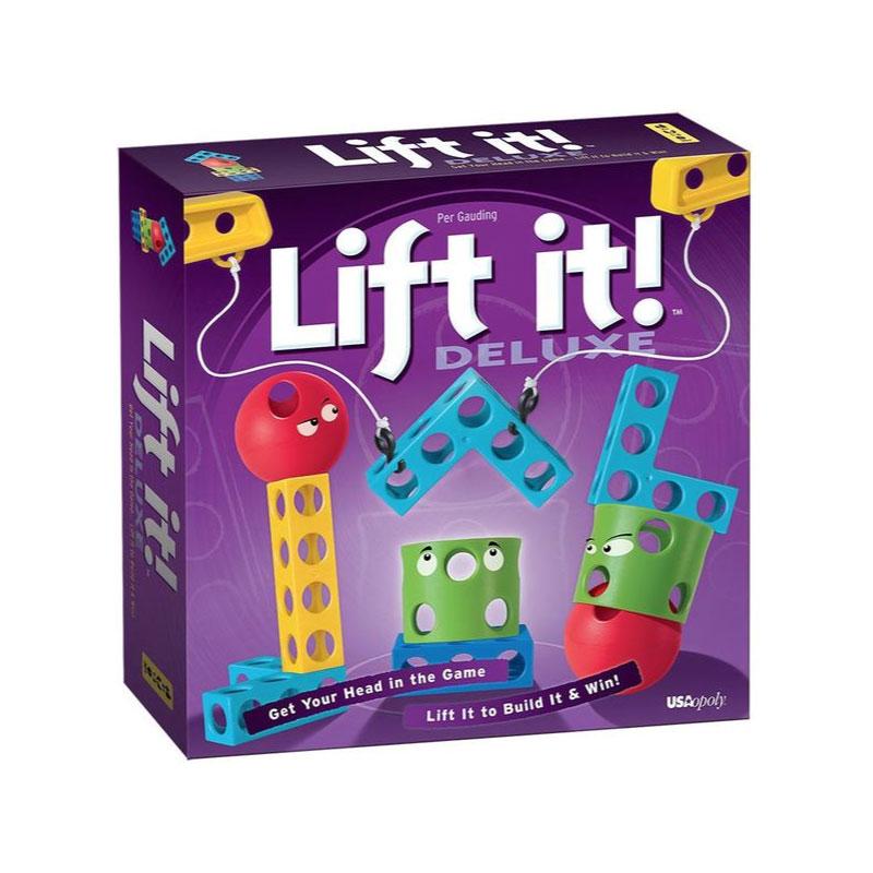 บอร์ดเกม Lift it Board Game