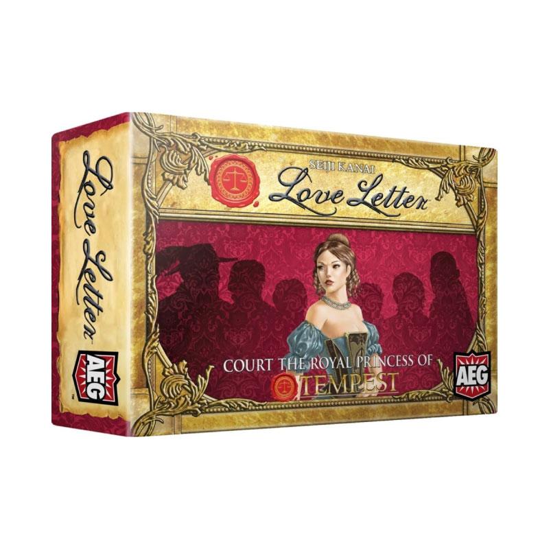 บอร์ดเกม Love letter Board Game
