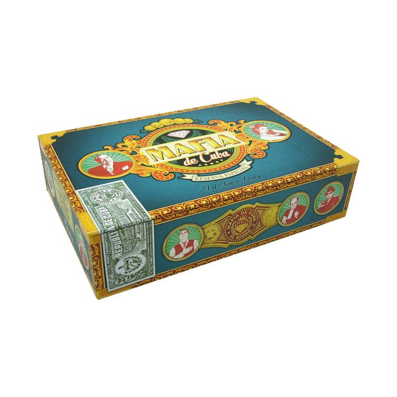 บอร์ดเกม Mafia de cuba Board Game