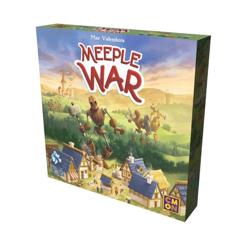 บอร์ดเกม Meeple War Board Game