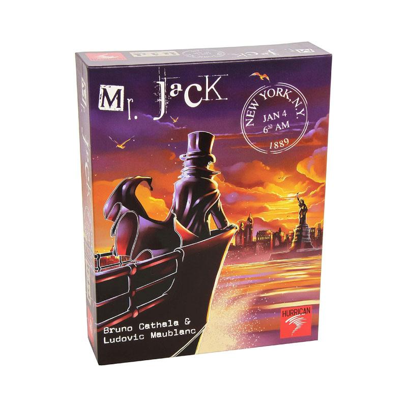 บอร์ดเกม Mr.Jack New york Board Game