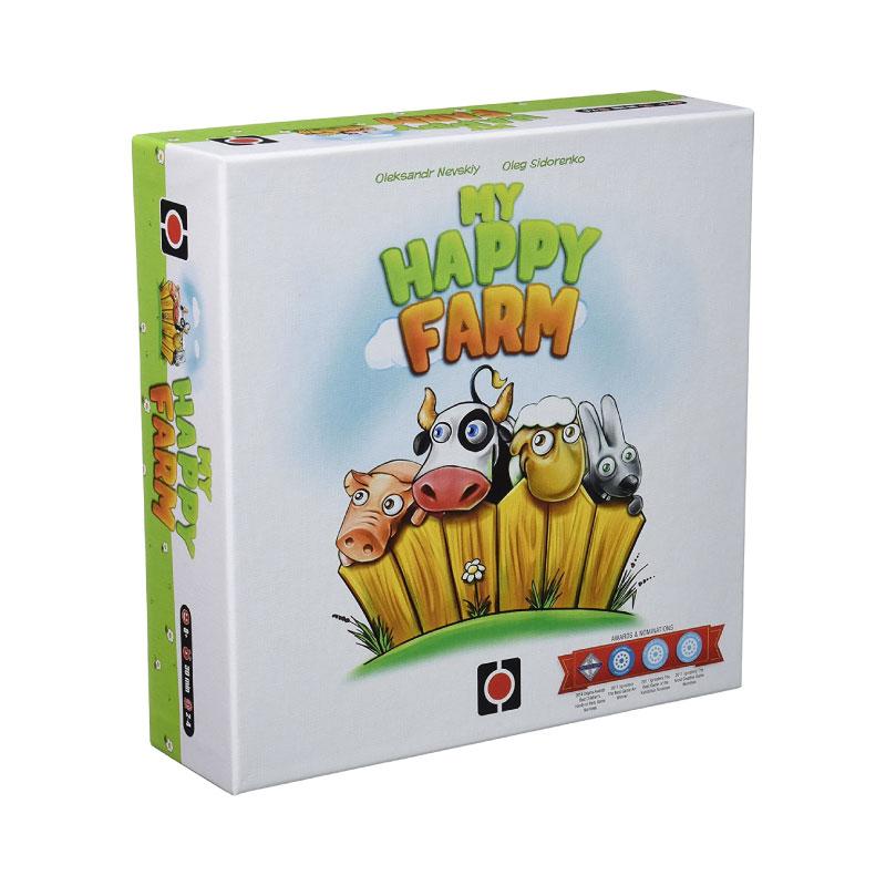 บอร์ดเกม My Happy Farm Board Game