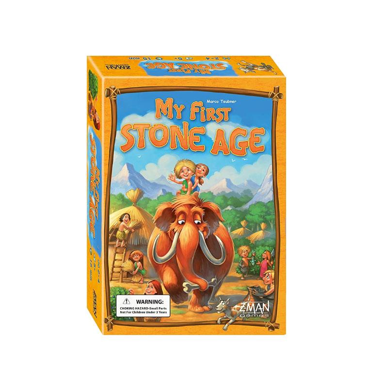 บอร์ดเกม My First Stone Age Board Game