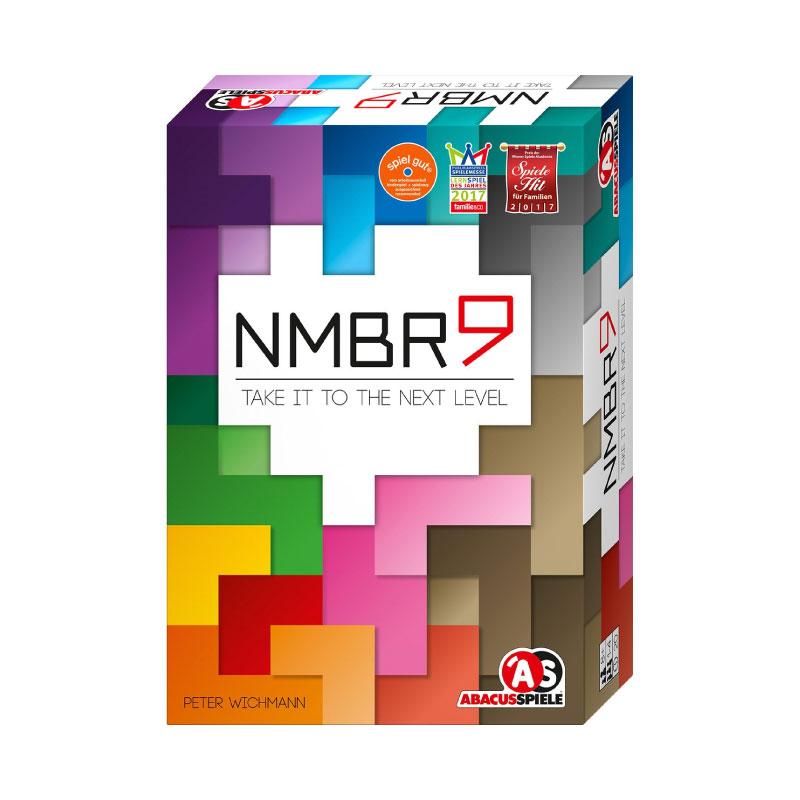 บอร์ดเกม NMBR9 Board Game
