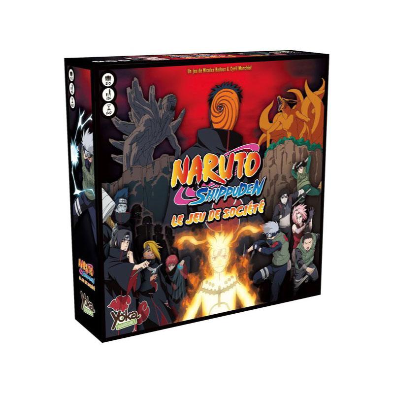 บอร์ดเกม Naruto Shippuden Board Game