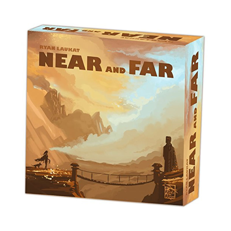 บอร์ดเกม Near and Far Board Game