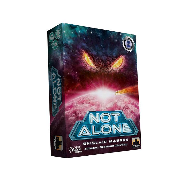 บอร์ดเกม Not Alone Board Game