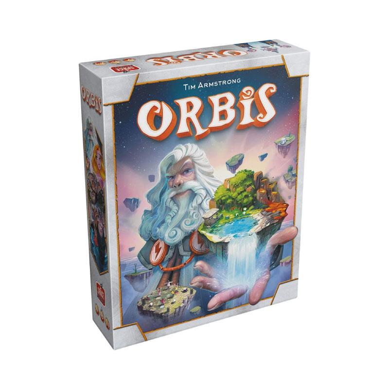 บอร์ดเกม Orbis Board Game