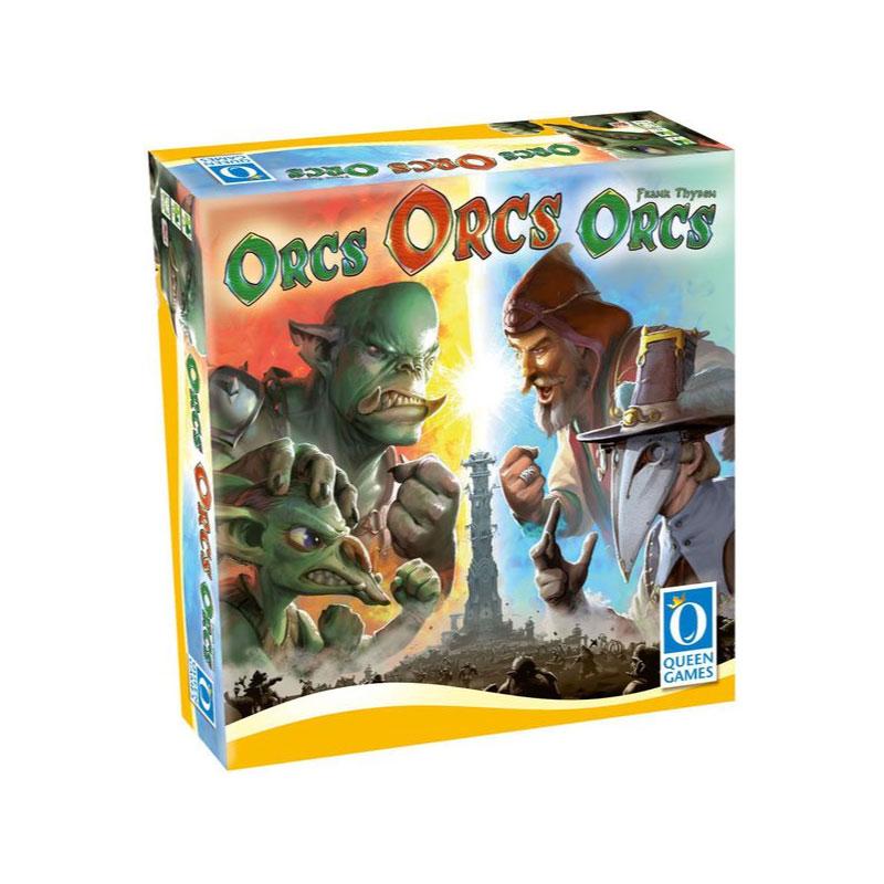 บอร์ดเกม Orcs Orcs Orcs Board Game