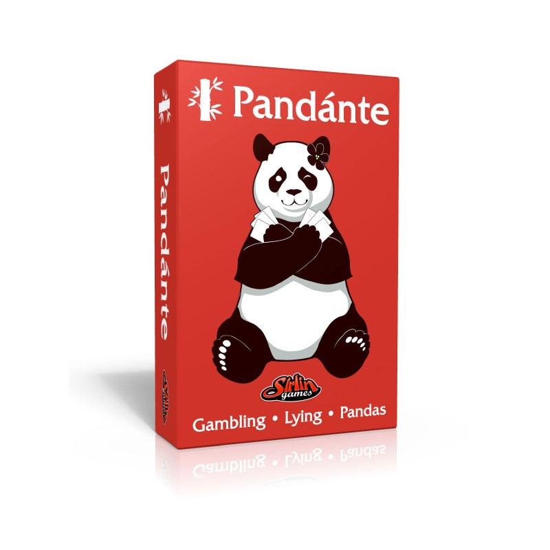 บอร์ดเกม Pandante Board Game